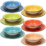 30 Migliori Piatti Ceramica Colorati Testato e Qualificato